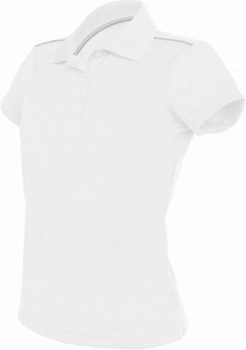 Proact Herren Polo Sport Funktions Polohemd Schwarz Black M