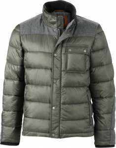 Herren Winterjacke JN 1100 James & Nicholson green